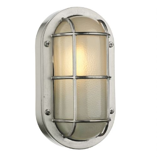 Lighthouse Wall Light Nickel (Hand made, 7-10 day Delivery)
